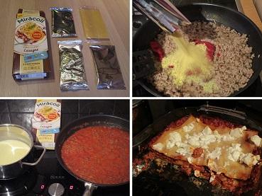 Mirácoli Lasagne