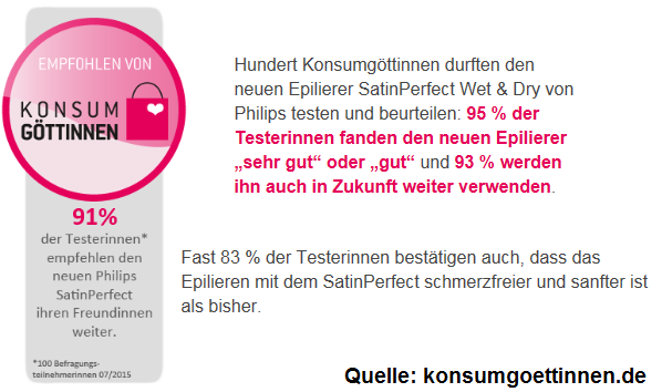 Philips SatinPerfect